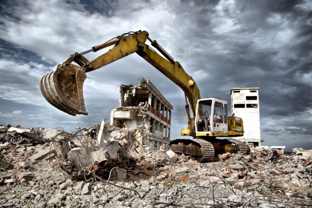 Демонтажные работы в Волгограде