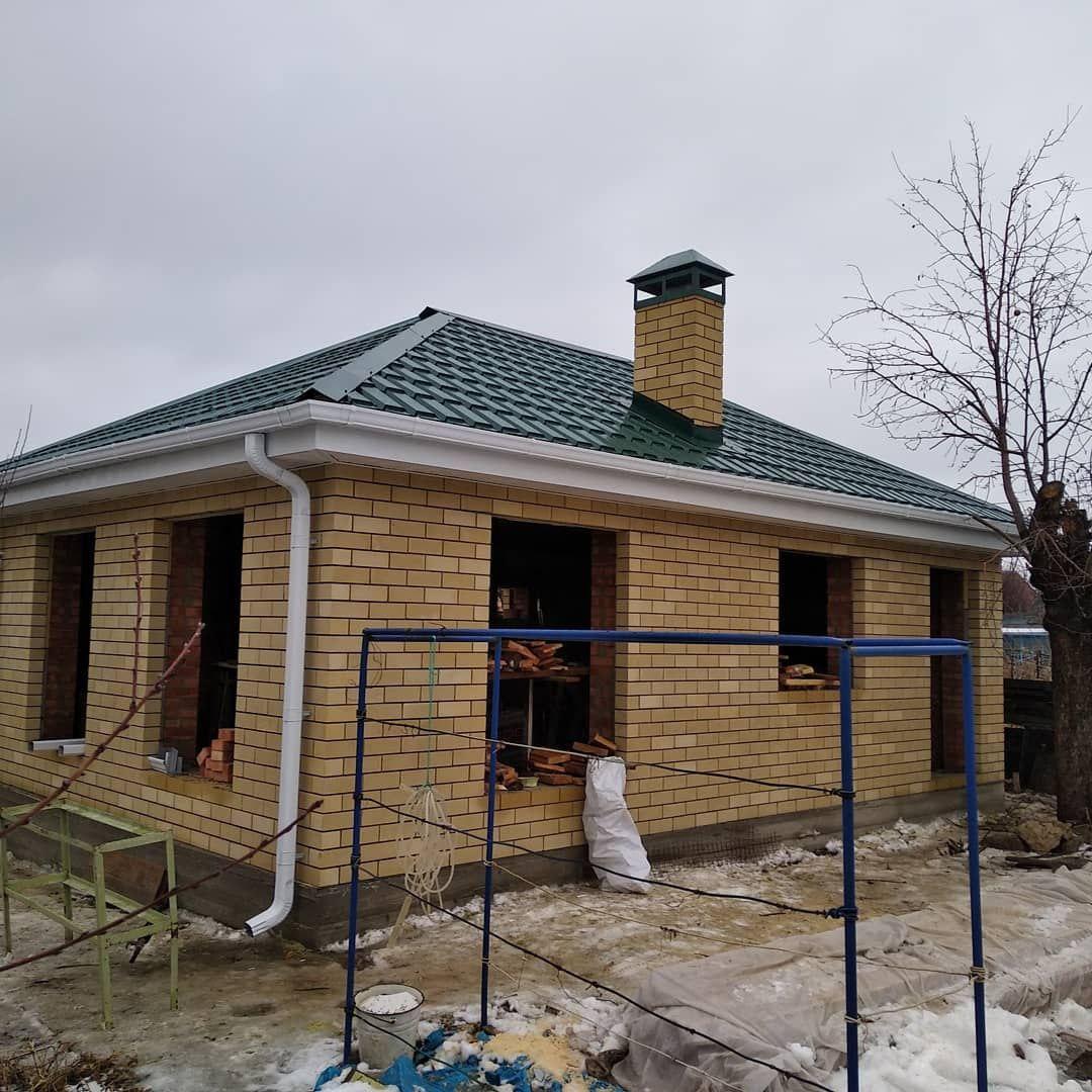 Строительство кирпичных домов в Волгограде